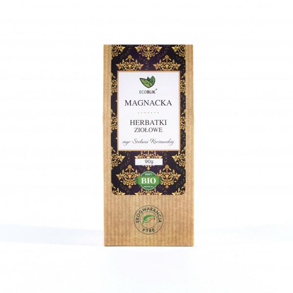 Herbata ecoblik ziołowa magnacka eko