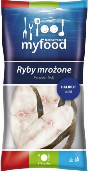 Halibut steki Myfood