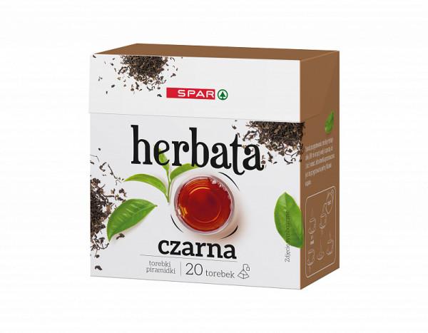Spar herbata piramidka czarna