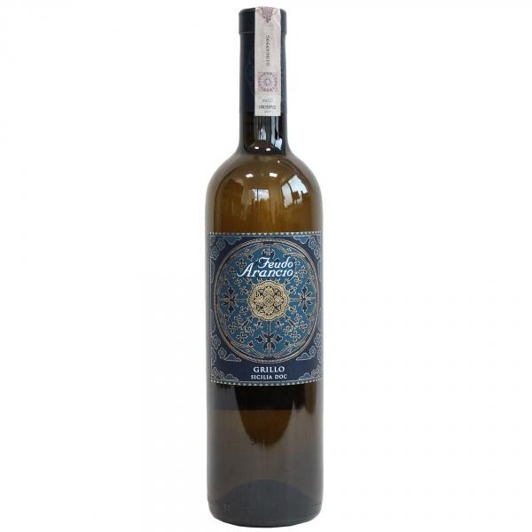 Wino feudo arancio grillo