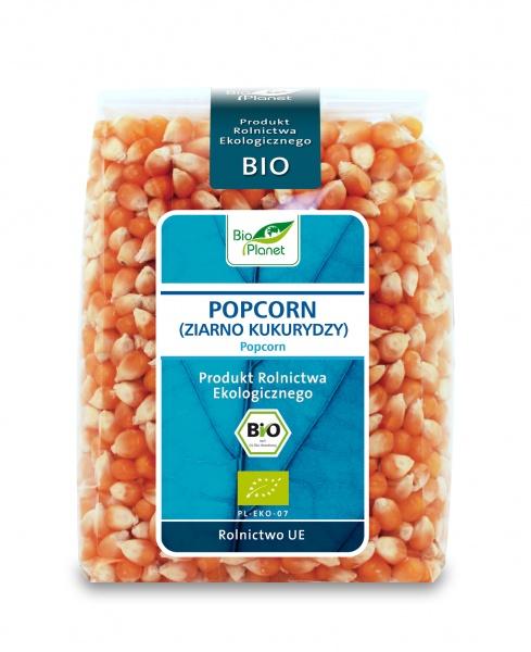 Popcorn Bio Planet