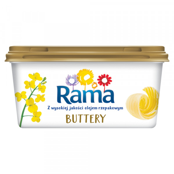Rama Buterry o smaku maślanym