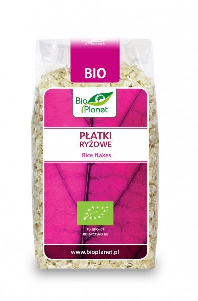 Płatki ryżowe-Bio Planet