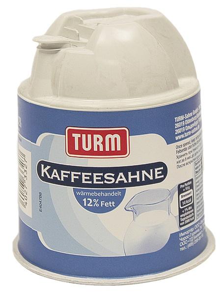 Śmietanka do kawy Turm