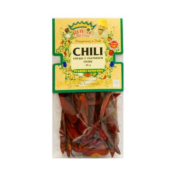 Chili Royal Brand strąki