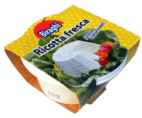 Ser Ricotta Fresca Biragahi