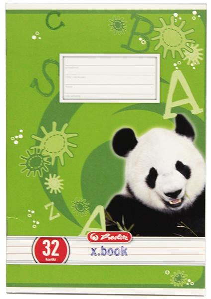 Zeszyt Animals A5 32 kartki w 3 linie