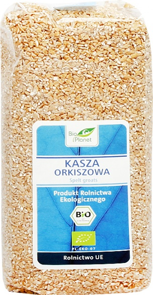 Kasza orkiszowa bio