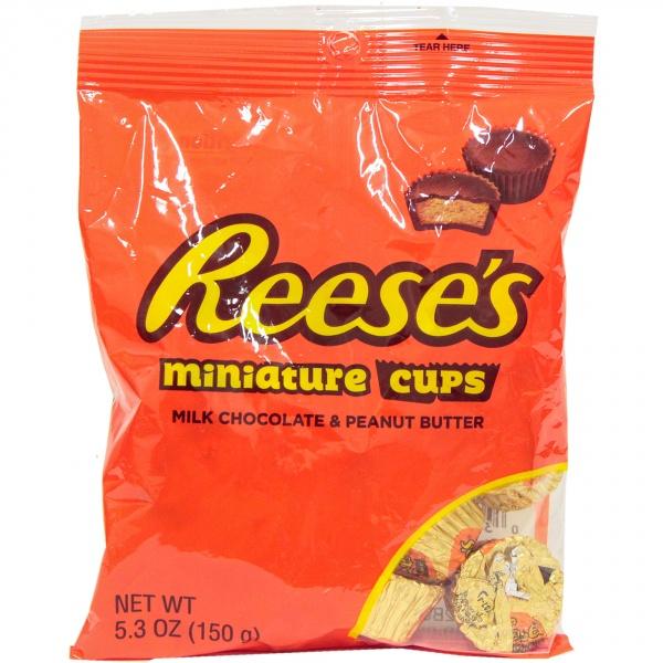 Czekoladki miniaturki Reese's