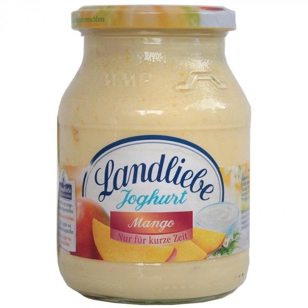 Jogurt sezon lato słoik.