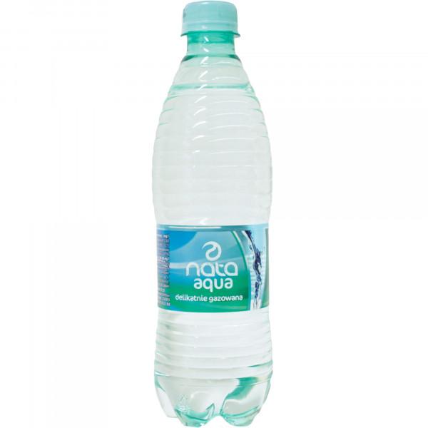 Woda Nata delikatnie gazowana