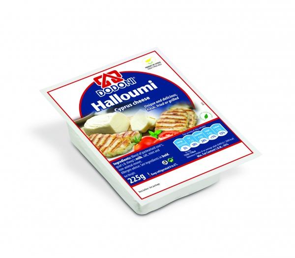 Ser Halloumi Cheese
