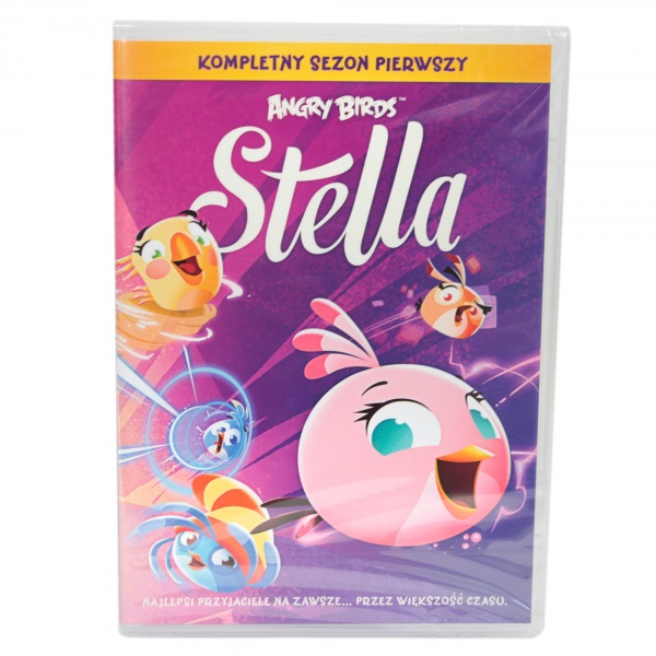 Bajki dvd angry birds stella sezon 1