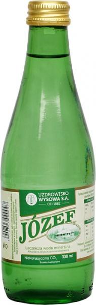 Woda mineralna lecznicza józef