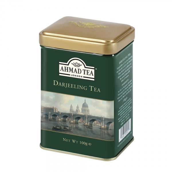 Herbata darjeeling puszka darjeeling