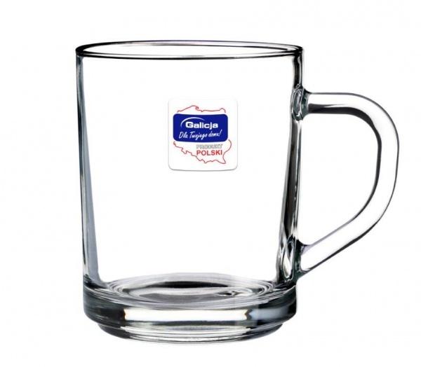Kubek szklany 250 ml