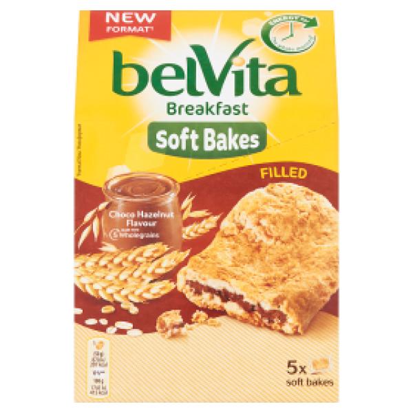 Ciastka Belvita soft chocolate