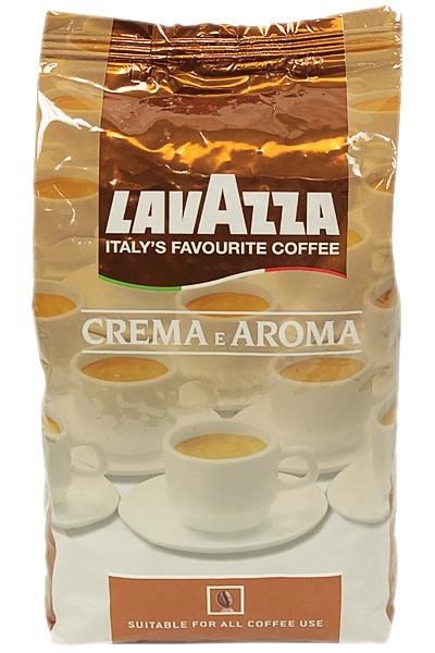 Kawa Lavazza Crema e Aroma ziarnista