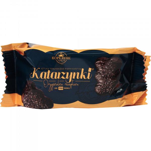 Pierniki Katarzynki w czekoladzie