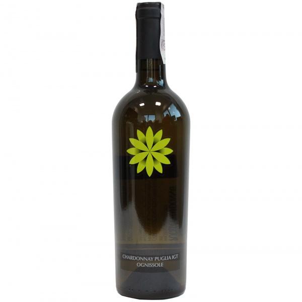Wino ognissole chardonnay di puglia