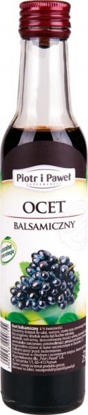 Piotr i Paweł - ocet balsamiczny 6%