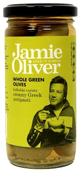Oliwki zielone z pestką Jamie Oliver