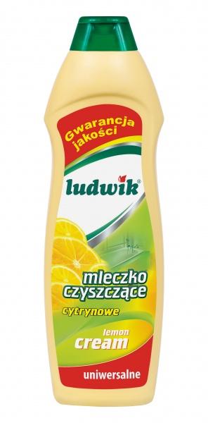 Mleczko Ludwik czyszczące cytrynowe