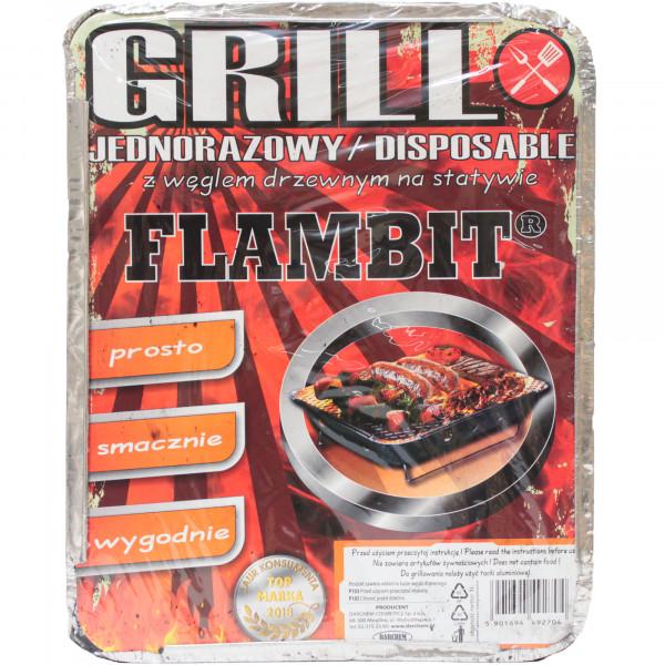 Grill jednorazowy flambit