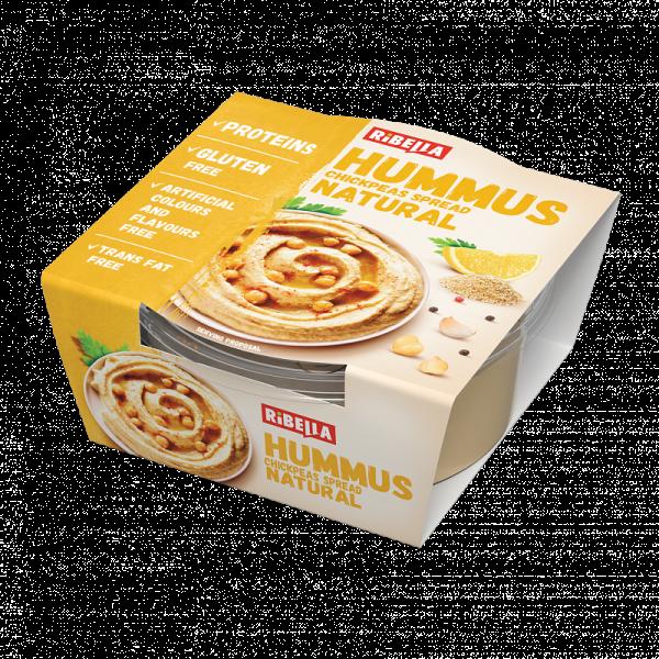 Hummus Ribella naturalny