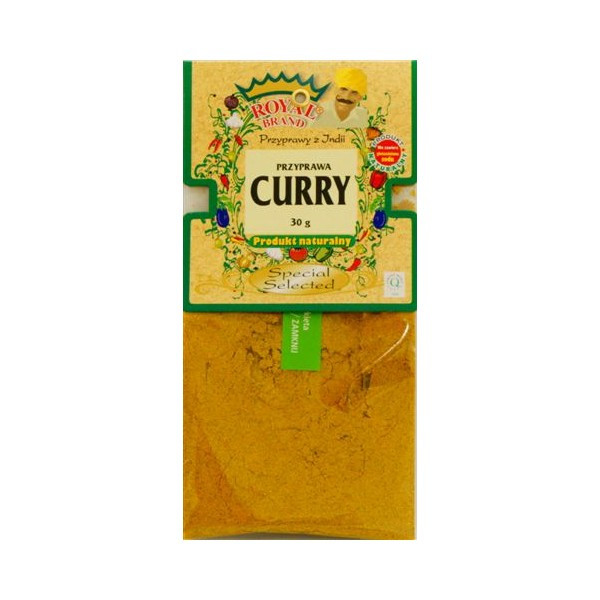 Curry Royal Brand