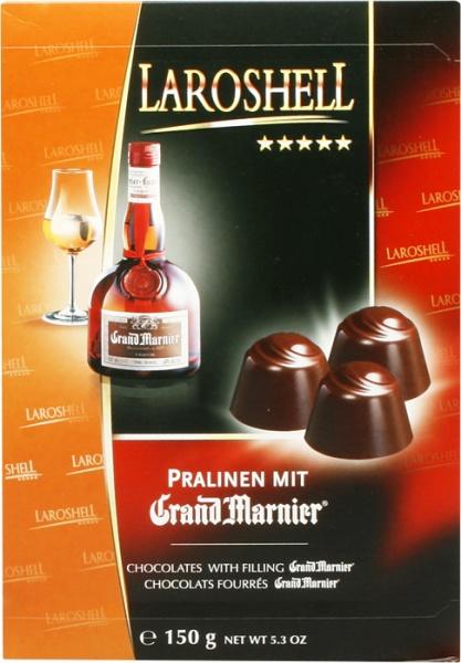 Pralinki Grand marnier