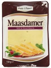 Ser Maasdamer plastry Piotr i Paweł