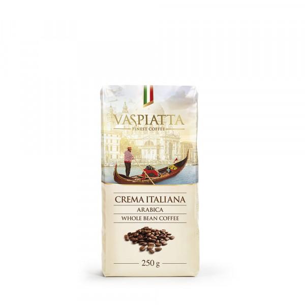 Kawa ziarnista vaspiatta crema italiana