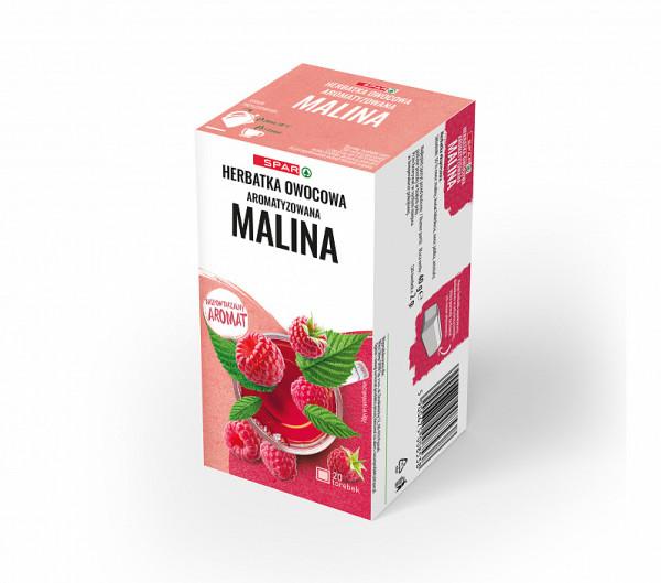 Spar herbatka owocowa z maliną
