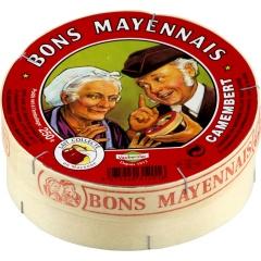 Ser Camembert Bons Mayennais