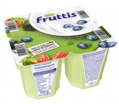 Deser frutis borówka owoce leśne.