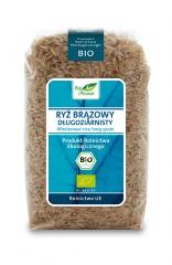 Ryż brązowy długoziarnisty Bio Planet