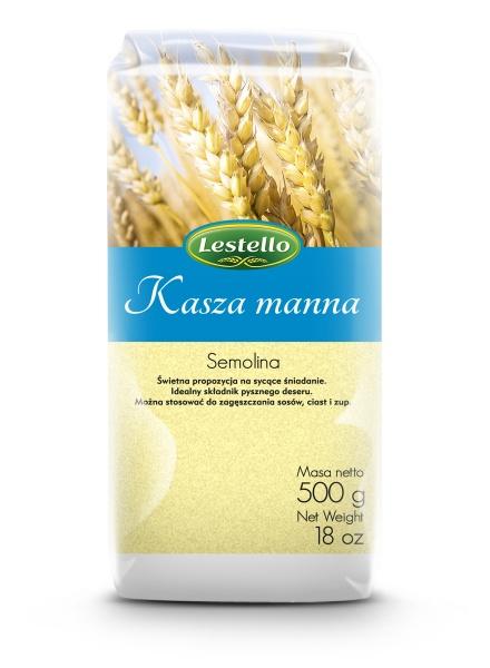 Kasza manna Lestello
