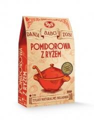 Zupa Babci Zosi pomidorowa pomidorowa