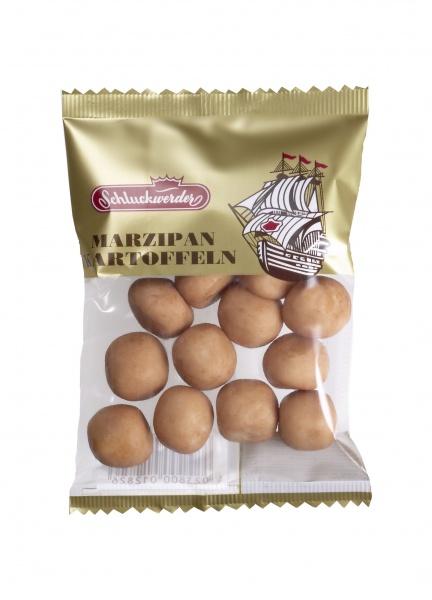 Kartofelki marcepanowe 100g