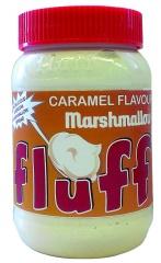 Krem fluff Marshmallow caramel