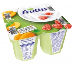 Deser frutis morela malina.