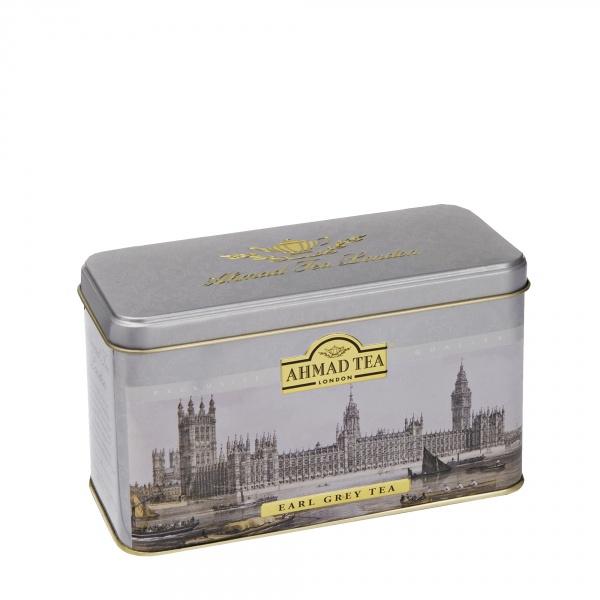 Earl Grey Heritage Ahmad Tea 20tbx2g puszka