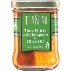 Tonnino filety z tuńczyka z tajskim chili 190 g