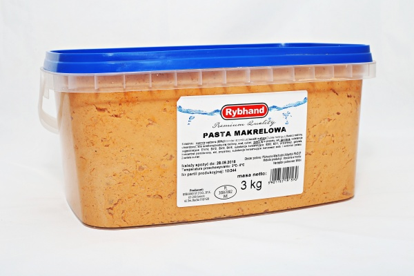 Pasta makrelowa rybhand