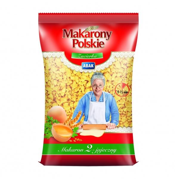 Makarony Polskie Zacierka Babuni 250g