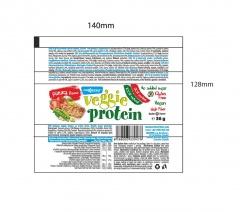 Baton bezglutenowy z nasion i warzyw o smaku pizzy