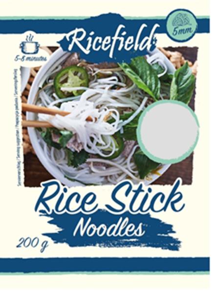 Makaron ryżowy 5 mm