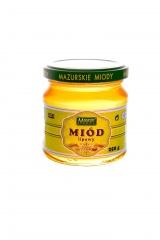 Miód lipowy Mazurskie Miody