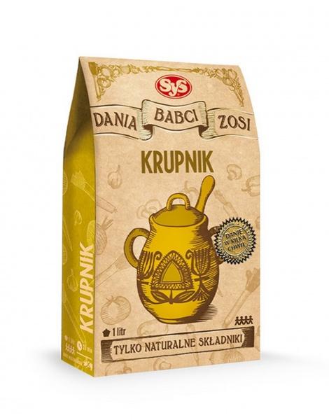 Zupy Babci Zosi krupnik